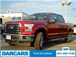 2017 F-150 SuperCrew Cab 4x4, Pickup #277231 - photo 3