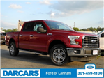 2017 F-150 SuperCrew Cab 4x4, Pickup #277231 - photo 21