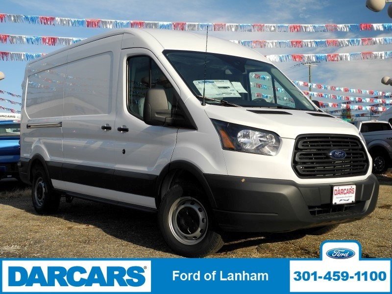 2017 Transit 250 Med Roof 4x2,  Empty Cargo Van #277502 - photo 21