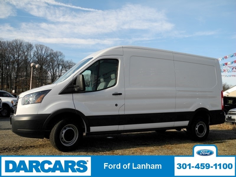 2017 Transit 250 Med Roof 4x2,  Empty Cargo Van #277502 - photo 4