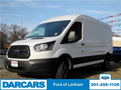 2017 Transit 250 Med Roof 4x2,  Empty Cargo Van #277502 - photo 3
