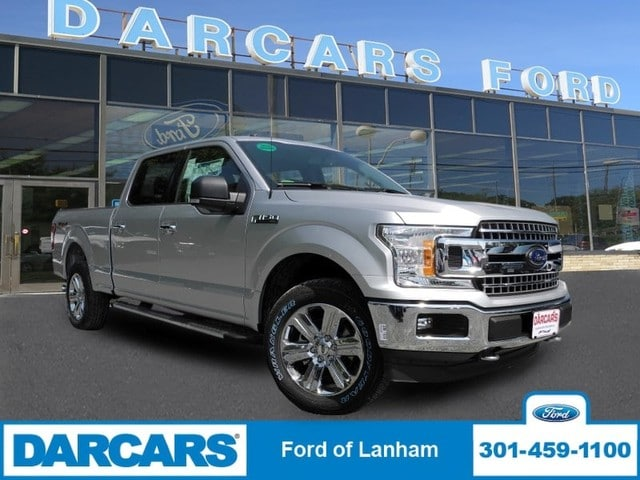 2018 F-150 SuperCrew Cab 4x4,  Pickup #287002 - photo 1