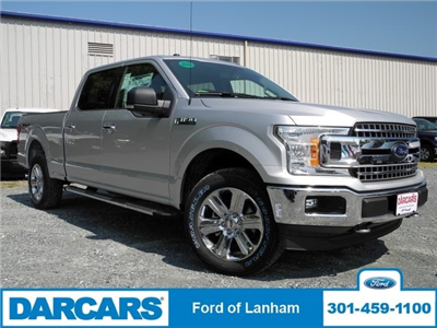 2018 F-150 SuperCrew Cab 4x4,  Pickup #287002 - photo 23