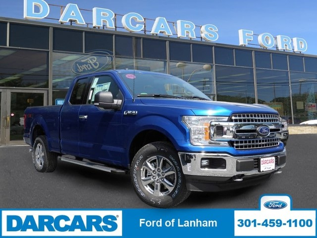 2018 F-150 Super Cab 4x4,  Pickup #287004 - photo 1
