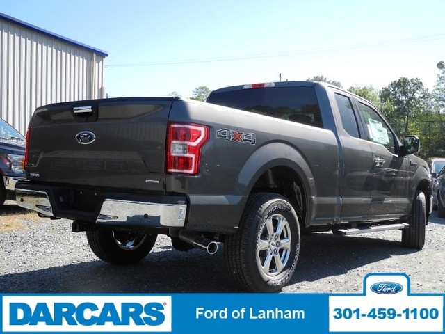 2018 F-150 Super Cab 4x4, Pickup #287018 - photo 2