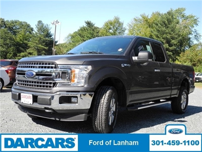 2018 F-150 Super Cab 4x4, Pickup #287018 - photo 3