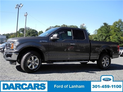 2018 F-150 Super Cab 4x4, Pickup #287018 - photo 4