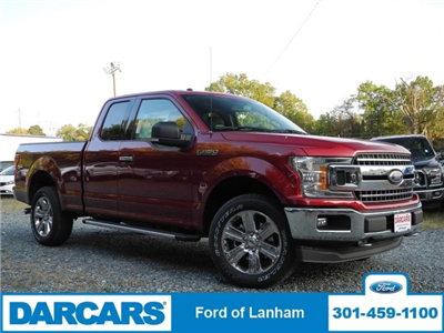 2018 F-150 Super Cab 4x4,  Pickup #287022 - photo 20