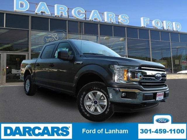 2018 F-150 SuperCrew Cab 4x4,  Pickup #287025 - photo 1