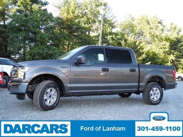 2018 F-150 SuperCrew Cab 4x4,  Pickup #287025 - photo 4
