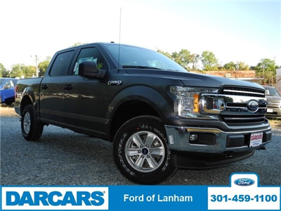 2018 F-150 SuperCrew Cab 4x4,  Pickup #287025 - photo 21