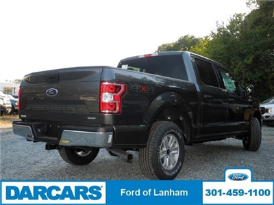 2018 F-150 SuperCrew Cab 4x4,  Pickup #287025 - photo 2