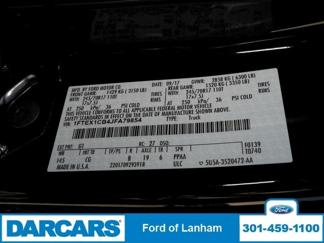 2018 F-150 Super Cab 4x2,  Pickup #287026 - photo 18