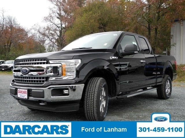 2018 F-150 Super Cab 4x4, Pickup #287034 - photo 3