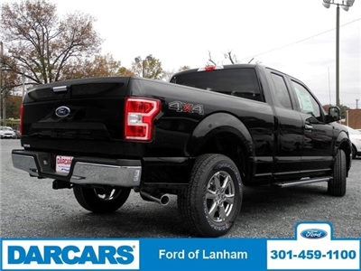 2018 F-150 Super Cab 4x4, Pickup #287034 - photo 2