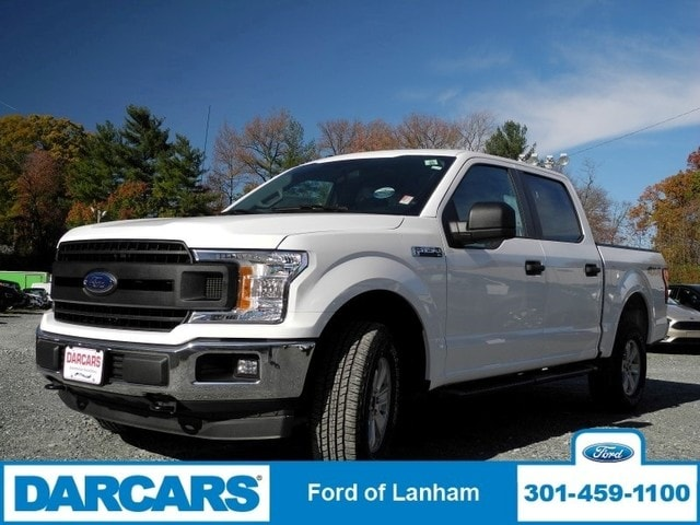 2018 F-150 SuperCrew Cab 4x4,  Pickup #287039 - photo 3