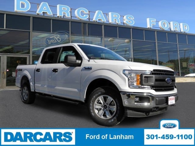 2018 F-150 SuperCrew Cab 4x4,  Pickup #287039 - photo 1