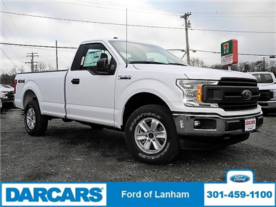 2018 F-150 Regular Cab 4x4, Pickup #287047 - photo 21