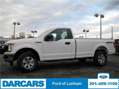 2018 F-150 Regular Cab 4x4, Pickup #287047 - photo 4