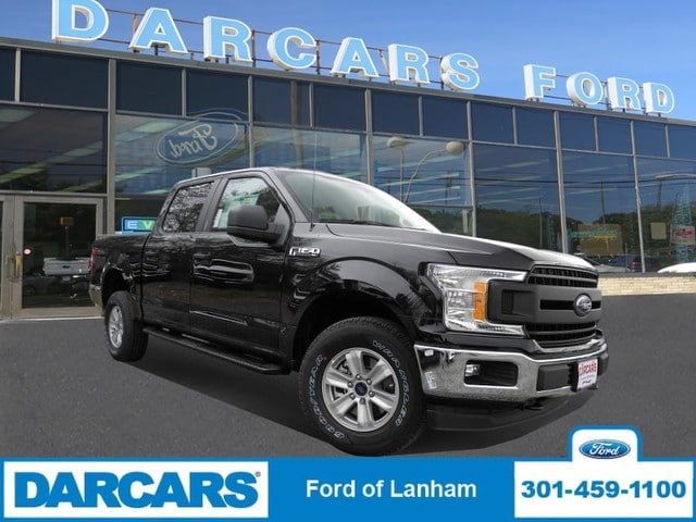 2018 F-150 Crew Cab 4x4, Pickup #287048 - photo 1