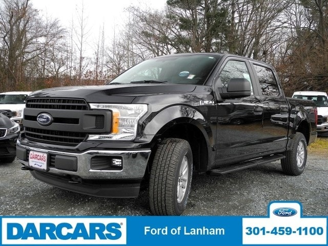2018 F-150 Crew Cab 4x4, Pickup #287048 - photo 3