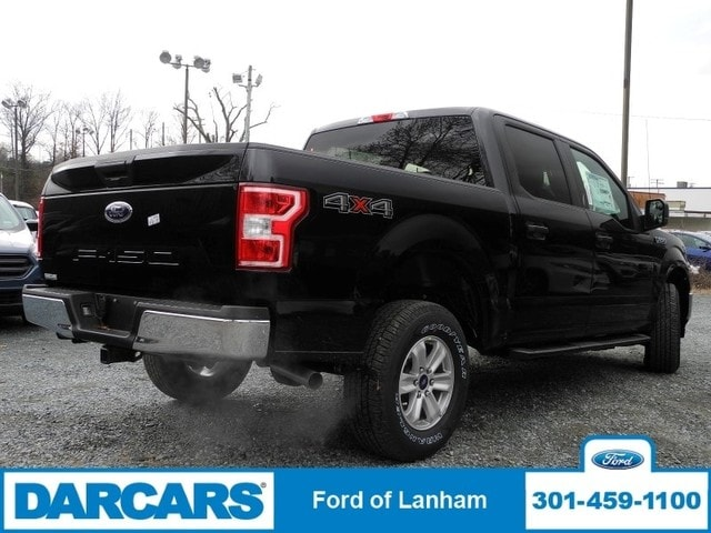 2018 F-150 Crew Cab 4x4, Pickup #287048 - photo 2