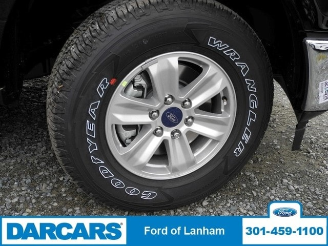 2018 F-150 Crew Cab 4x4, Pickup #287048 - photo 5