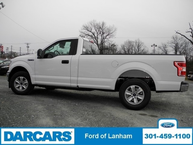 2018 F-150 Regular Cab, Pickup #287056 - photo 4