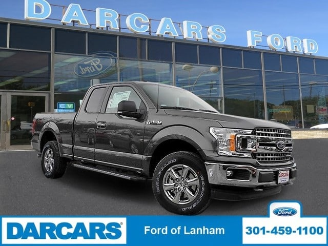 2018 F-150 Super Cab 4x4, Pickup #287059 - photo 1