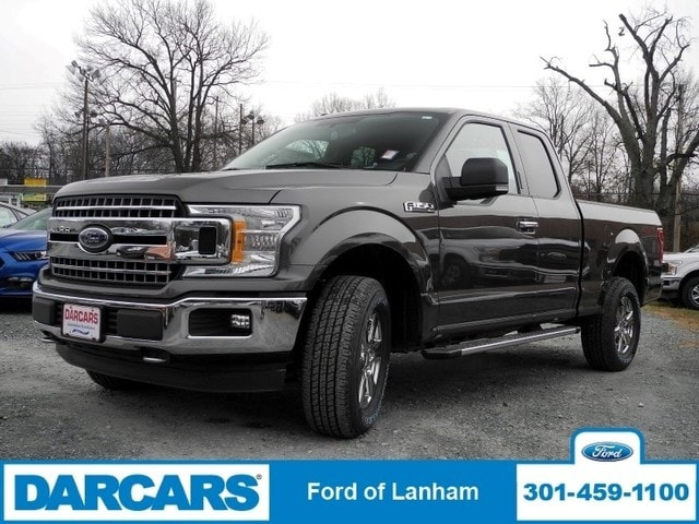 2018 F-150 Super Cab 4x4, Pickup #287059 - photo 3