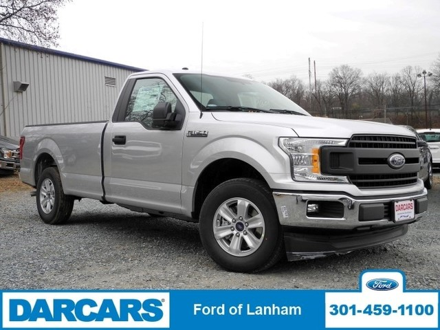 2018 F-150 Regular Cab 4x2,  Pickup #287064 - photo 20