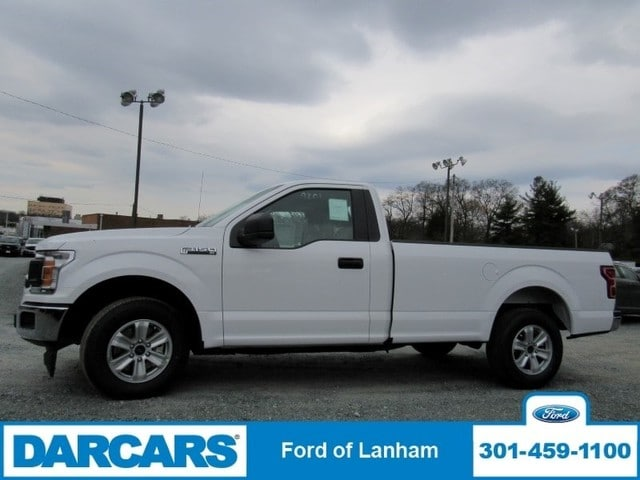 2018 F-150 Regular Cab 4x2,  Pickup #287067 - photo 4