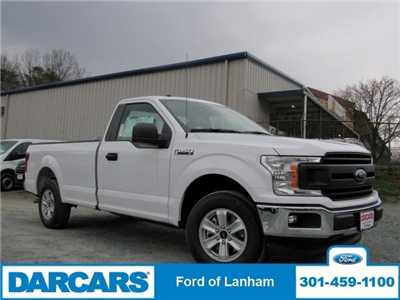 2018 F-150 Regular Cab 4x2,  Pickup #287067 - photo 20