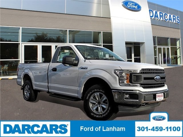 2018 F-150 Regular Cab 4x4,  Pickup #287073 - photo 1