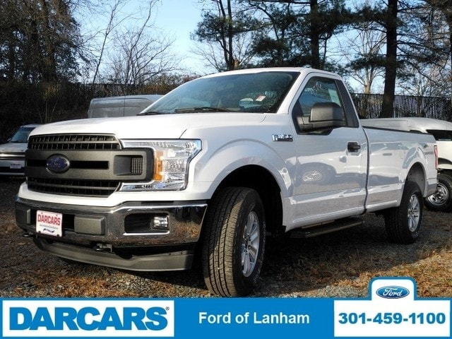 2018 F-150 Regular Cab 4x4,  Pickup #287073 - photo 3