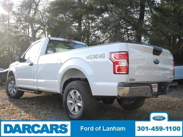 2018 F-150 Regular Cab 4x4,  Pickup #287073 - photo 4