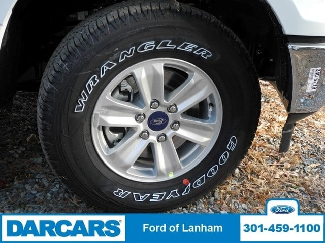2018 F-150 Regular Cab 4x4,  Pickup #287073 - photo 5