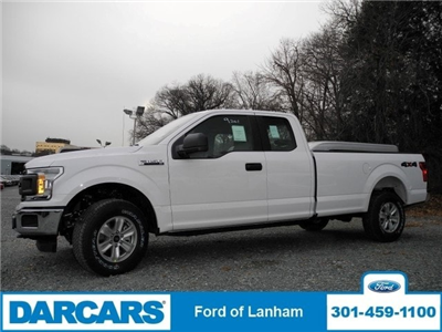 2018 F-150 Super Cab 4x4, Pickup #287076 - photo 4