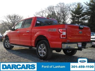 2018 F-150 SuperCrew Cab 4x4,  Pickup #287077 - photo 2