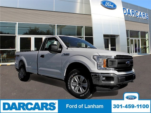 2018 F-150 Regular Cab 4x4, Pickup #287081 - photo 1
