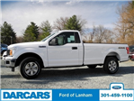 2018 F-150 Regular Cab 4x4, Pickup #287081 - photo 4
