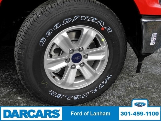 2018 F-150 Regular Cab 4x4, Pickup #287085 - photo 5