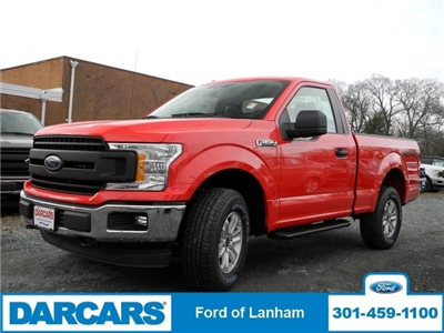 2018 F-150 Regular Cab 4x4, Pickup #287085 - photo 3
