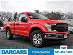 2018 F-150 Regular Cab 4x4,  Pickup #287085 - photo 20