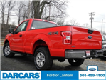 2018 F-150 Regular Cab 4x4, Pickup #287085 - photo 4