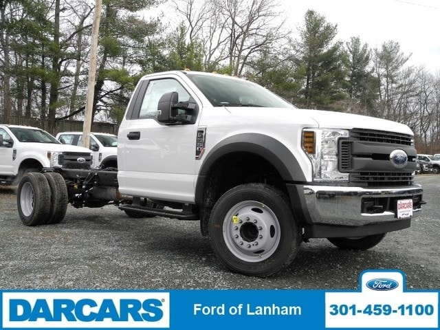 2018 F-550 Regular Cab DRW 4x2,  Cab Chassis #287096 - photo 3