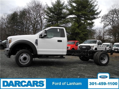 2018 F-550 Regular Cab DRW 4x2,  Cab Chassis #287096 - photo 5
