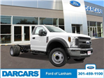 2018 F-550 Regular Cab DRW 4x2,  Cab Chassis #287096 - photo 1