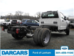 2018 F-550 Regular Cab DRW 4x2,  Cab Chassis #287096 - photo 2