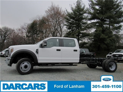 2018 F-550 Crew Cab DRW, Cab Chassis #287099 - photo 4